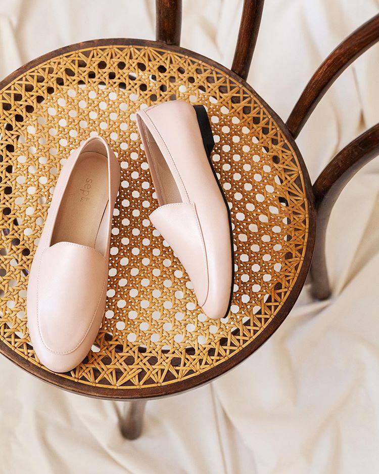 stylizacja buty Loafer sept.