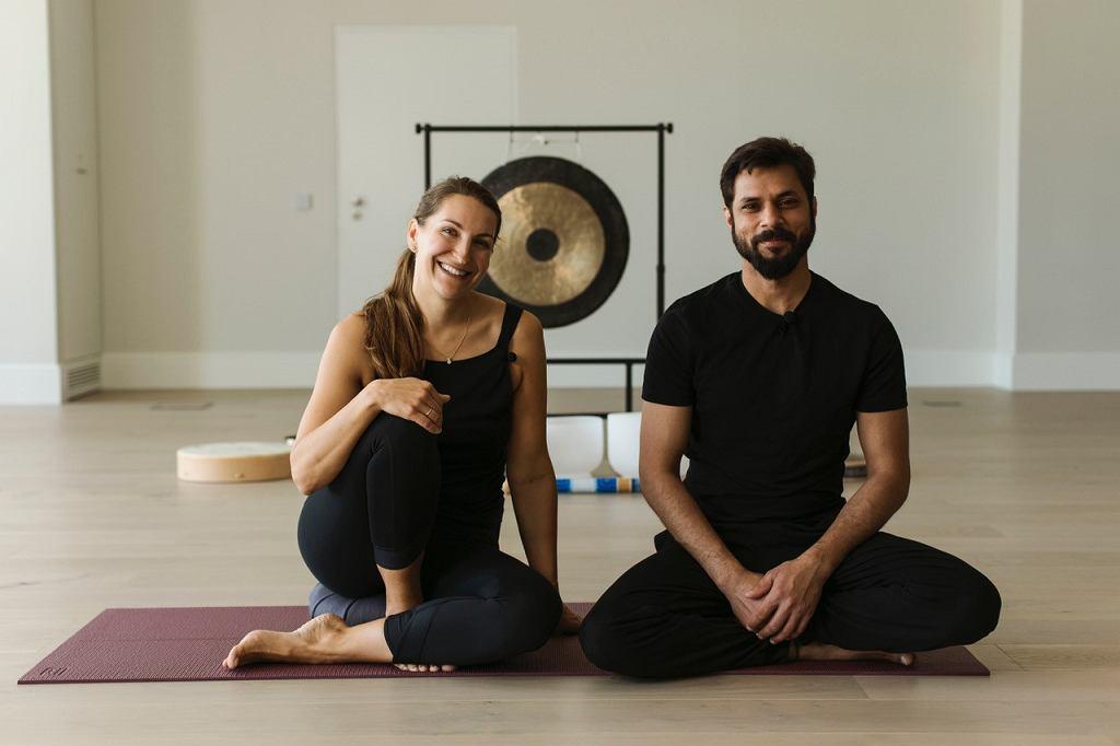 joga instruktorzy piękne miejsce studio jogi joga wpałacu