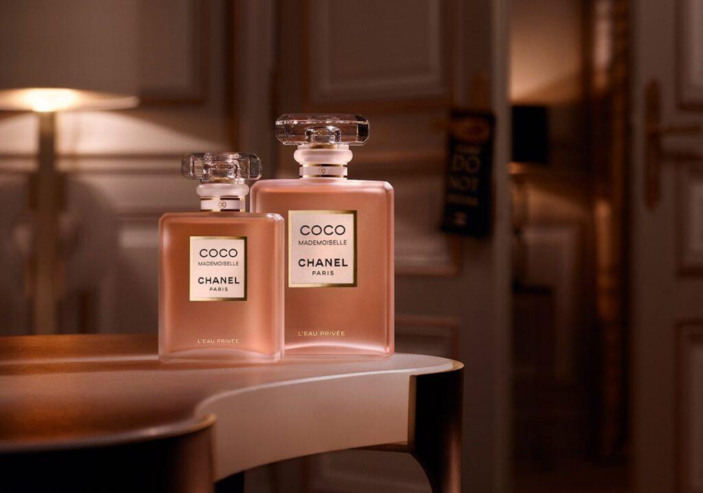 mademoiselle chanel perfumy