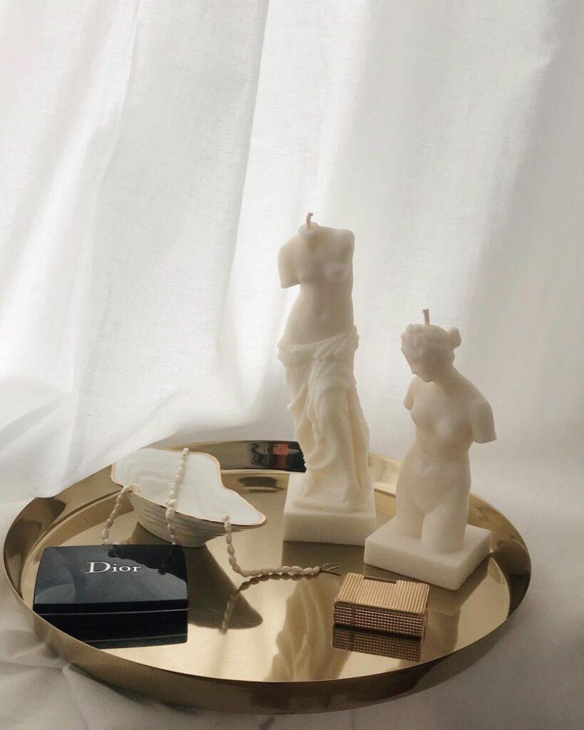 świece sojowe, świece jak rzeźby, polska marka świece ręcznie robione
