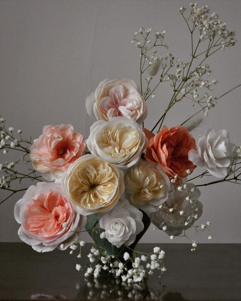 kwiaty, dekoracje, kwieciste dekoracje, dekoracje nawiosnę, wiosenne dekoracje, rośliny, kwiaty zbibuły, artystyczne kwiaty, bukiet, trwały bukiet, prezent